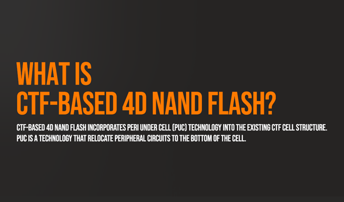 4D NAND Flash