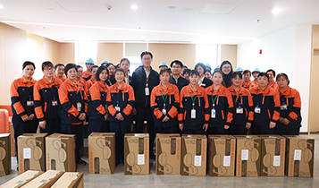 SK hynix Wuxi_SK Cleaning
