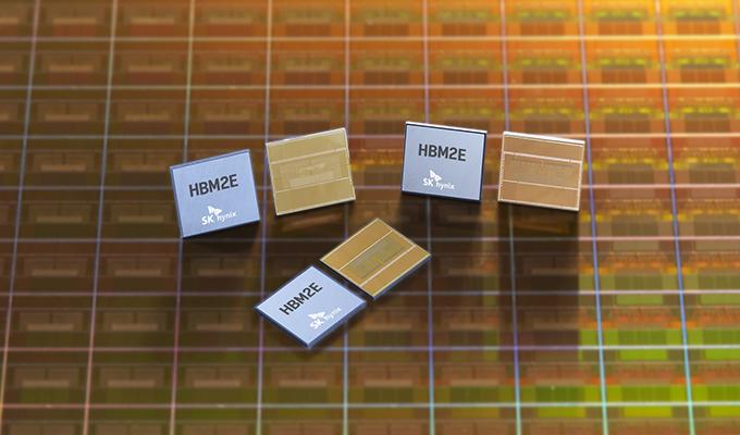 "SK hynix Starts Mass-Production of High-Speed DRAM, ""HBM2E"""